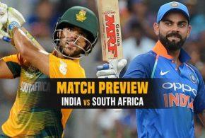 India vs South Africa 2nd T20 Match Preview: दूसरे वनडे में इन भारतीय खिलाड़ियों से दक्षिण अफ्रीका को रहना होगा सतर्क