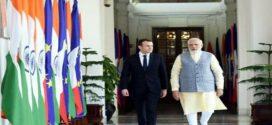 फ्रांस के साथ 14 समझौते, PM मोदी बोले- जमीन से आसमान तक मिलकर कर रहें काम